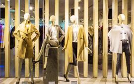服装时装行业