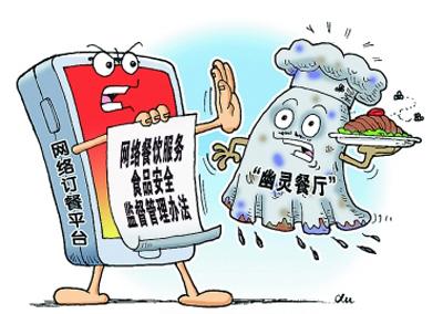 让互联网技术盯住网络食品安全